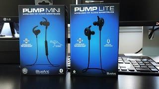 BlueAnt Pump Lite Headphone Unboxing/Review