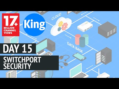 200-125 CCNA v3.0 | Day 15: Switchport Security | Free Cisco Video Training 2016 | NetworKing