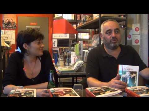 Philippe Jaenada / Sulak / Rencontre à la librairie du MK2 Quai de Loire