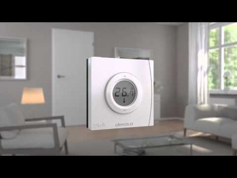 Home Control - Raumthermostat