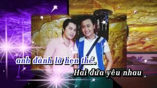 Karaoke Tân Cổ Lỡ Hẹn - Hoàng Việt Trang