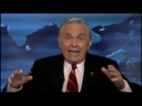 Televangelist Jack Van Impe Vehemently Supports Donald Trump