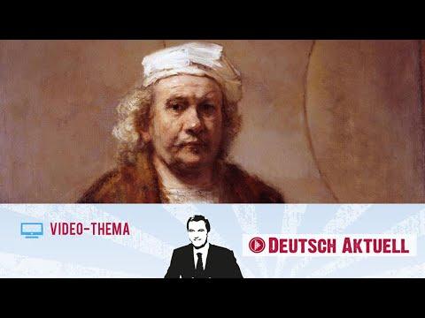 Rembrandt – Weltstar Auch Nach 350 Jahren   Deutsch Lernen Mit Videos