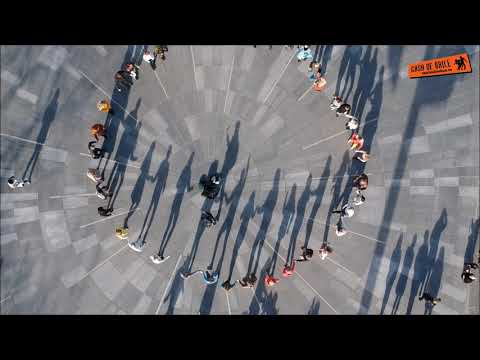 Rueda Flash Mob Day 2019 - Tallinn, Estonia