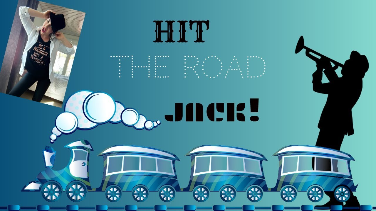 HIT THE ROAD JACK - ( Official Warrior Throttle Video)
