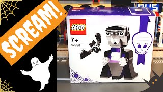 Lego 40203 Vampire and Bat Review