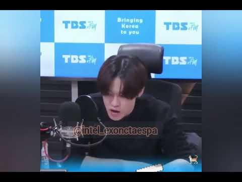 [Fullver] Chenle play Aespa Forever on tbs-R eFM Akdong Seoul Radio