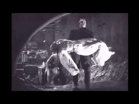 CLIP: Wolf Man Vs Frankenstein