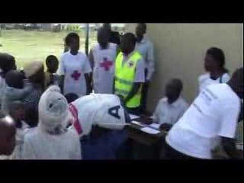 Kenyans clash over election results - 03 Jan 08