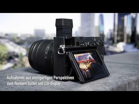 Panasonic LUMIX GX9 - Große Klasse im stylischen Gehäuse