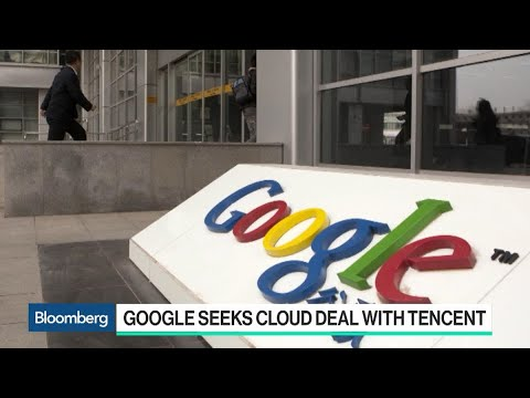 Google Wants Back in...in China