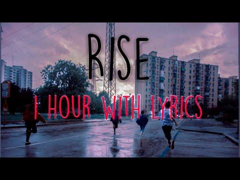Rise- Jonas Blue Ft. Jack & Jack 1 Hora | 1 Hour Loop (With Lyrics)