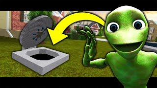 I FOUND DAME TU COSITA'S HOUSE IN ROBLOX! ( A Roblox Story)