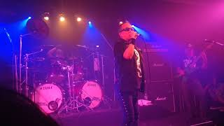 Loudness - Crazy Doctor @ The Crowbar Sydney 10/5/19.
