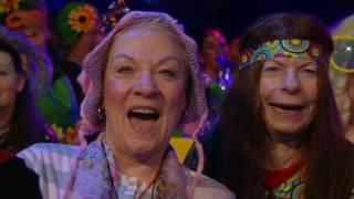 Daphne de Luxe bei hessische Weiberfastnacht 2017