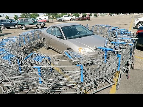 GROCERY CART PRANK! - HOW TO PRANK