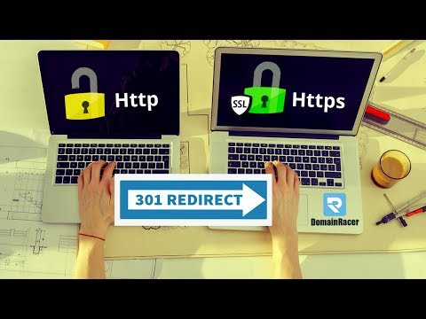 Redirect HTTP To HTTPS In CPanel - .htaccess 301 Rule