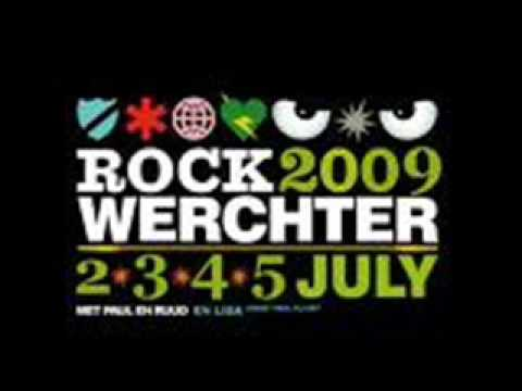 Werchter 2009 - Metallica Audio - Part 2