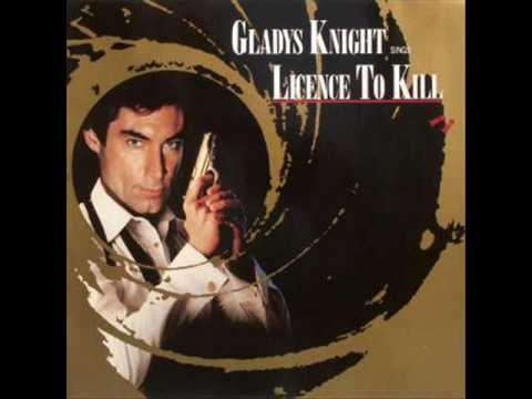 Gladys Knight  Licence To Kill