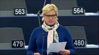 Karin Karlsbro 22 Oct 2019 plenary speech on Horizontal anti discrimination Directive