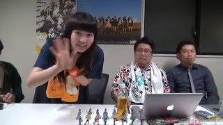 ebichuTV(2016.04.19)/柏木ひなた/穴空(アナーキー)/私立恵比寿中学/エ...