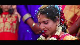 Abhiram Weds Nikitha | Awesome Telugu  Wedding Teaser | SHUBHAM.TV