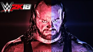 WWE 2K18 Trailer (Custom)
