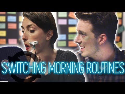 Men And Women Switch Morning Routines | SERIES CLIMAX