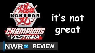 Bakugan: Champions of Vestroia Review: Like an old-fashioned licensed game. (Video Game Video Review)