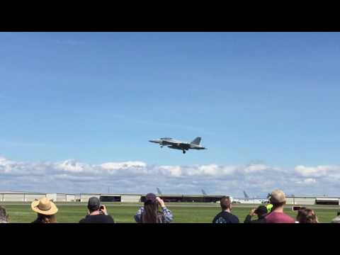 Paine Field Aviation Day 2017