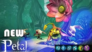 New CP Petal in the Jungle! | Vainglory [Update 1.10]