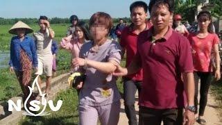 Quảng Trị: Trắng đêm bao vây bắt cô gái được sư thầy giấu trong phòng ngủ