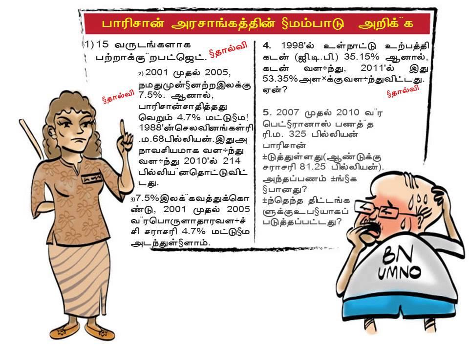 Tamil Version Rukun Negara Malaysia In Tamil