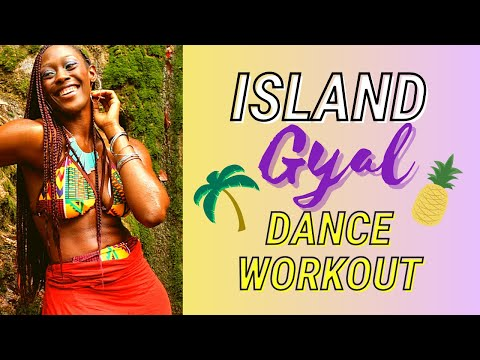 🌴 FUN Island & Caribbean-Inspired Dance Workout | EASY TO FOLLOW!