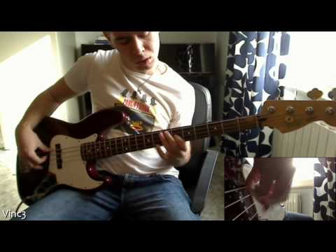 David Bowie - Be my wife [bass cover / HD 720p]
