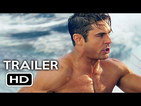 Thumbnail: Baywatch Official Red Band Trailer (2017) Dwayne Johnson, Zac Efron Comedy Movie HD