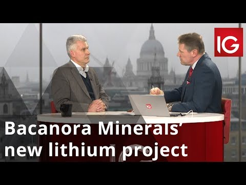 Bacanora Minerals: One Of The Most Profitable Lithium Mining Companies