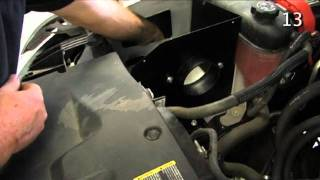 k 57 3058 air intake installation video