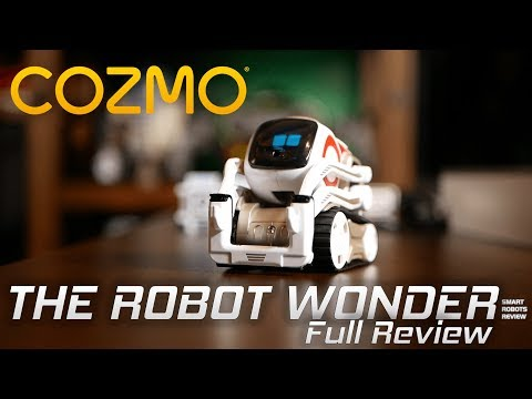 Cozmo is the Smart Robot Wonder - Full Review