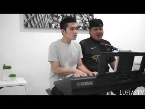 Pada Syurga Diwajahmu - Nash (cover by Ariz Lufias and Zack Merican)