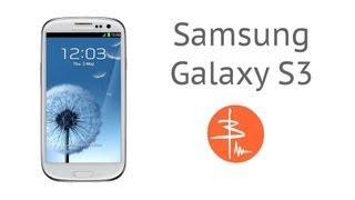 Обзор Samsung Galaxy S III (SGS3)