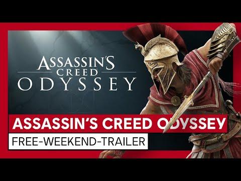 ASSASSIN'S CREED ODYSSEY FREE-WEEKEND-TRAILER | Ubisoft [DE]