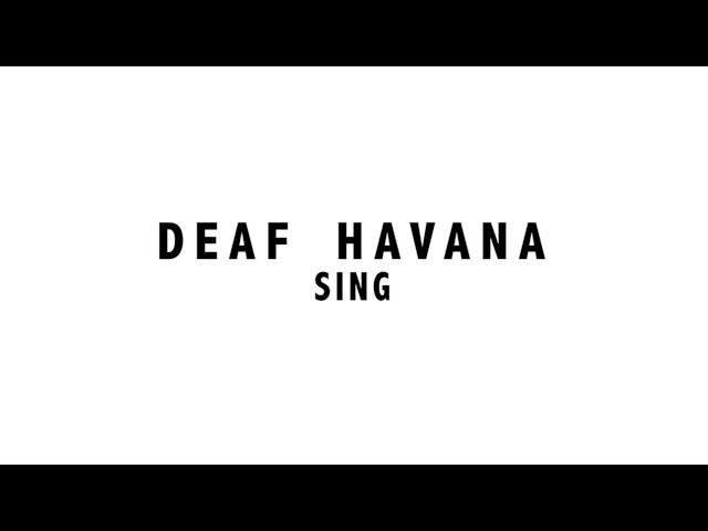 deaf-havana-sing-acoustic-sam-parsons