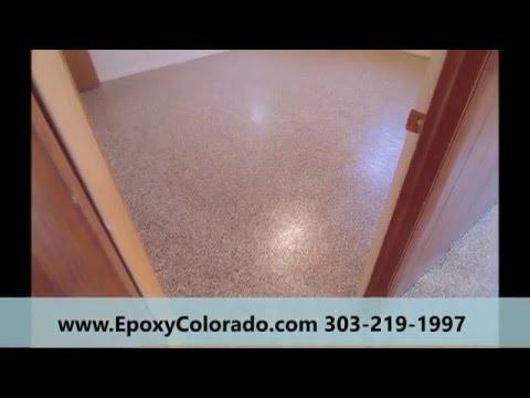 303-219-1997 Epoxy Colorado Basement in Littleton, Colorado