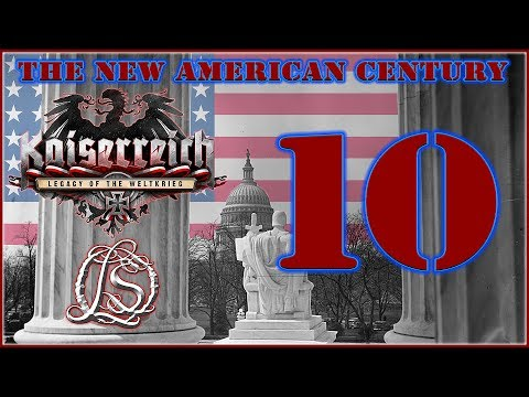 Hearts of Iron 4: KAISERREICH - The New American Century - 10
