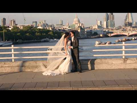 Institute of Contemporary Arts Wedding Highlights Film // Neera and Mark