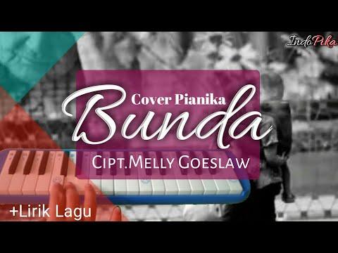 Not Pianika Lagu Bunda - Melly Goeslaw || Sedih!!