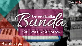 Not Pianika Lagu Bunda - Melly Goeslaw || Sedih!!