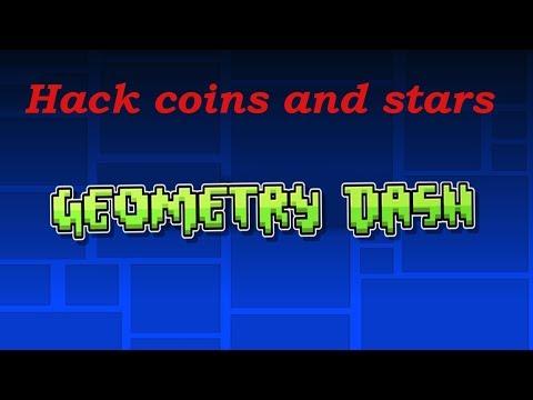 Geometry Dash Hack - Geometry Dash Free Coins And Stars - Hack Geometry Dash 2018