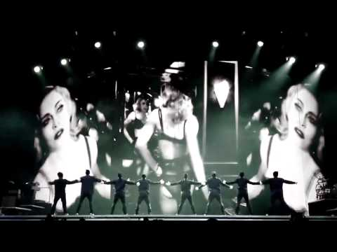 Madonna   Justify My Love MDNA Tour  Fan Edit